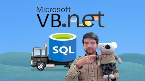 [Udemy Coupon] SQL in VB.Net Series: Backup & Restore for VB.Net App & SQL