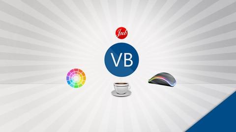 [Udemy Coupon] Contoh-Contoh Terapan Pemrograman Visual Basic