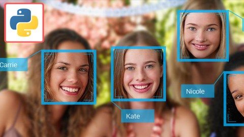 [Udemy Coupon] Automated Multiple Face Recognition AI using Python