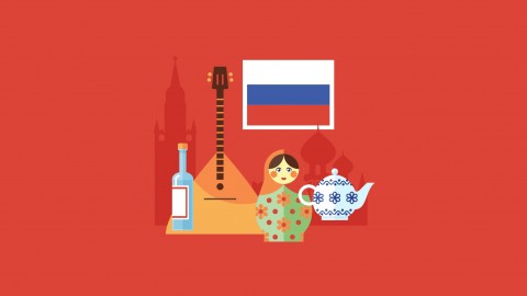 Russian for Beginners Level I