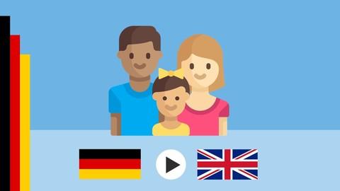 FAMILIE | Englisch für Anfänger, Englisch Lernen - Kurs 1