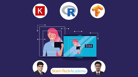 Free udemy course - CNN for Computer Vision with Keras and TensorFlow in R