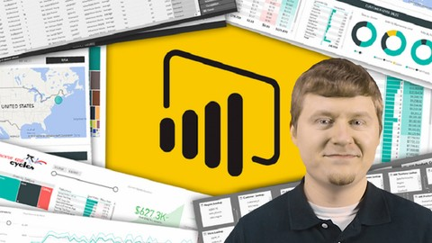 Free udemy course - Microsoft Power BI: Latest 2020 Beginner to Expert Modules