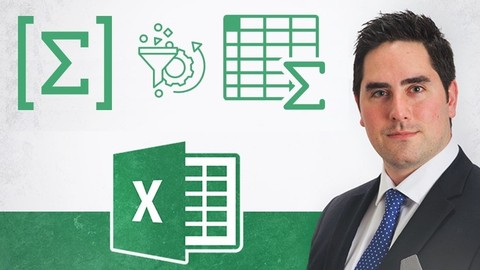 Free udemy course - Ultimate Excel Training Course - Intro to Advanced Pro