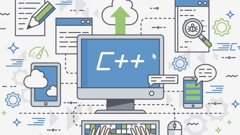 Free udemy course C++ Programming Bootcamp