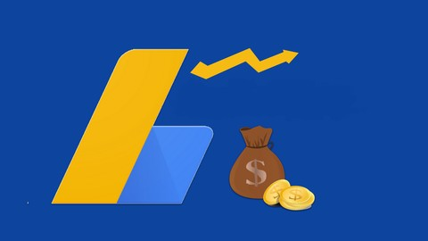 Free udmey course - Google Adsense and Web Traffic Growth Bootcamp, 2020