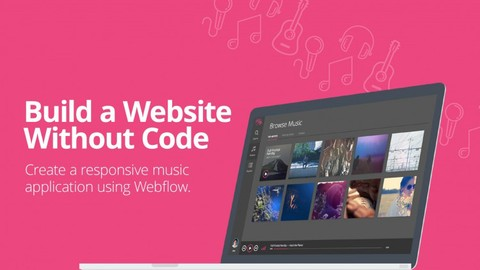 Design & Build a Website without Code