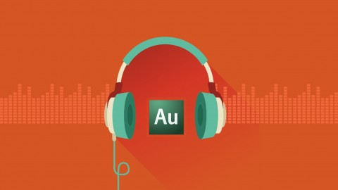 Edita y crea audios profesionales con Adobe Audition CS6