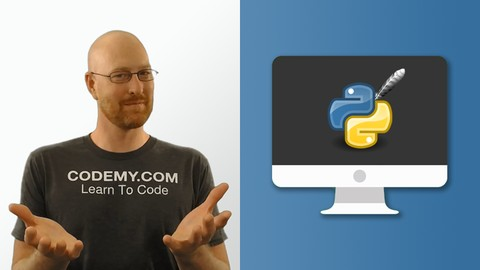 Free udemy course - Intro To TKinter for Python GUI Apps