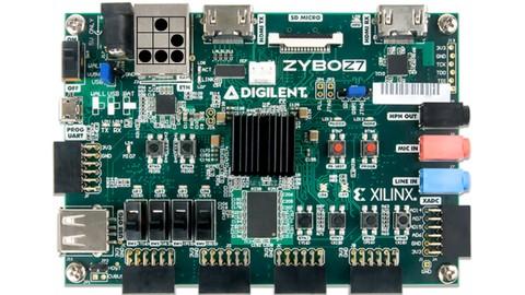 Learn VHDL Design using Xilinx Zynq-7000 ARM/FPGA SoC