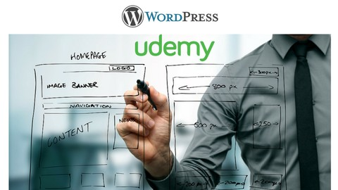 Udemy Marketing: Build a WordPress Website - Unofficial