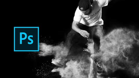 [Udemy Coupon] Photoshop Sport Image Retouching – Skater Guy