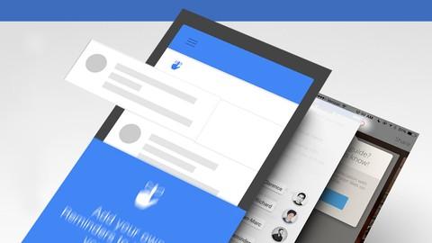 Prototipado rápido animaciones e interacciones web y móvil