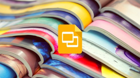 How to create a profitable magazine with Google Slides