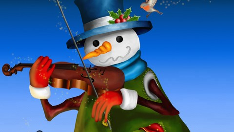 Violin Christmastime! Christmas carols: easy and fun! - Resonance School of Music