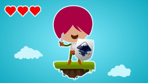 Create original vector game art with Inkscape for free!