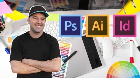 Graphic Design Masterclass: Learn Graphic Design in Projects