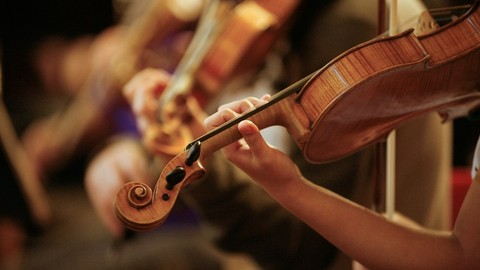 Learn the Violin - Scales and Fundamentals - Resonance School of Music