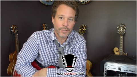 Blues and Advanced Guitar Lessons - Resonance School of Music