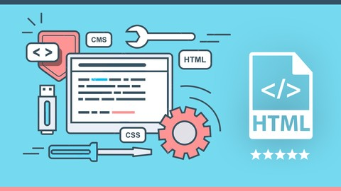 [Udemy Coupon] HTML5: Getting smart with HTML5 [WEEKLY UPDATED]