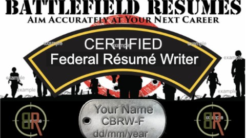 Federal Resume Writer Certification | Udemy