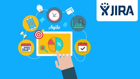 Master Software Testing+Jira+Agile on Live App-Be a TeamLead