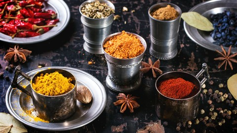 Indian Culinary World - Master the art of Indian Cooking