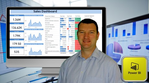 Powerful Reports and Dashboards with Microsoft Power BI
