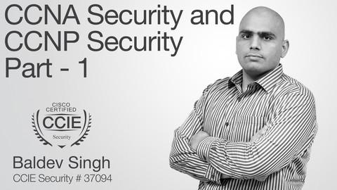 CCNA Security and CCNP Security Deep Dive Part::1   Udemy