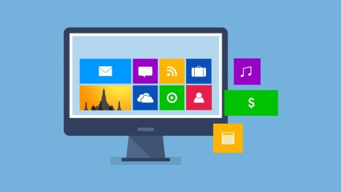 [Udemy Online Courses Free] – Windows 8 Crash Course With 50 Tips