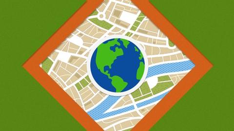 نشر وتحليل الخرائط على الويب باستخدام ArcGIS Online