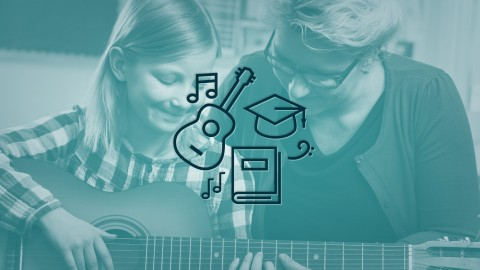 Guitar for Music Educators: Learning How to Teach Guitar
