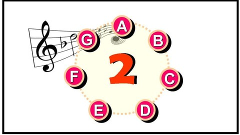 #2 Read Music Notes Fast:  Read 22 Music Notes in 7 Days