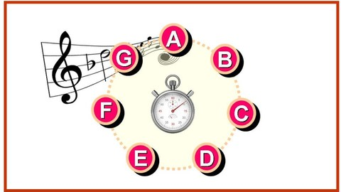 Fun Music Games - At what speed do you read music notes?