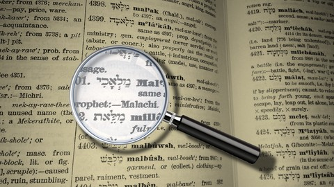 How to do a Hebrew Word Study Without Knowing Hebrew