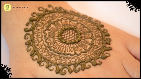 Mehndi 101 - How To Master The Art Of Mehndi In Just 4 Hours