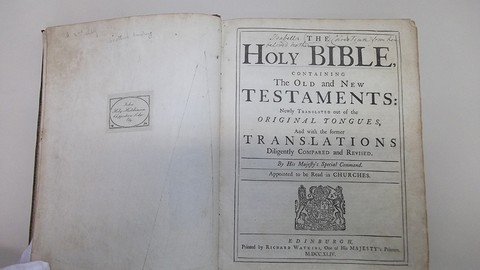 Sale : Udemy: 304 - Bible Translation: Has It Been Changed?