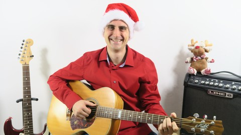 Guitar:Play 5 Easy Christmas Chord Progressions On Guitar
