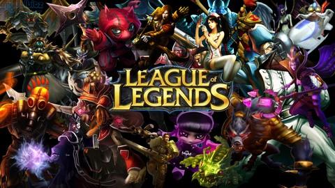 Netcurso - //netcurso.net/aprende-los-primeros-pasos-de-league-of-legends-lol