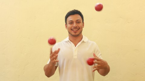 Sale : Udemy: How to Juggle 3 Balls - From Start To Star!