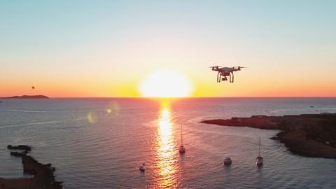 Droner: hvordan å fortelle antennehistorier