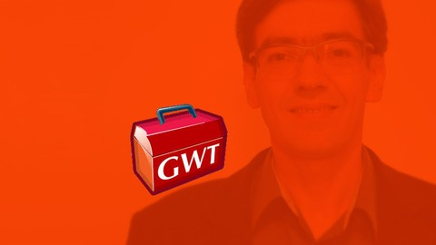GWT-Google Web Toolkit em 107 videoaulas