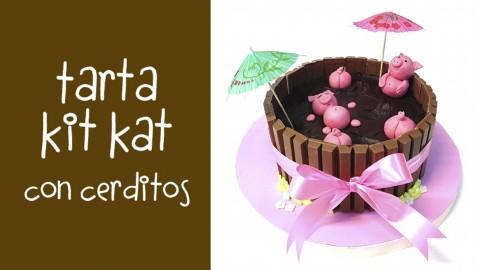 Netcurso - //netcurso.net/tarta-kit-kat