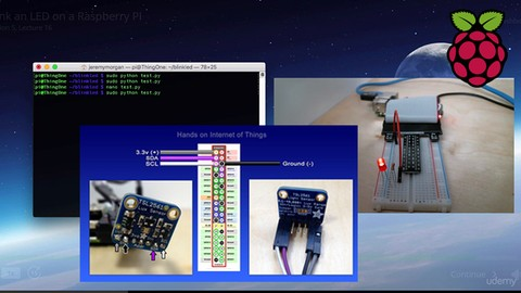 Hands on Internet of Things: Get started with a Raspberry Pi