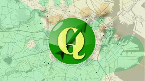 Belajar QGIS dari awal. GIS kod percuma.