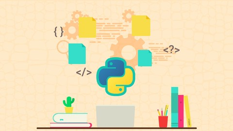 [100% Off] Python for Beginners: Learn with Examples and Mini-Project Udemy Coupon