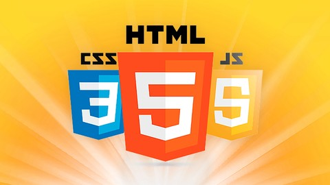 [Udemy Coupon] HTML CSS JS: Most popular ways to code [WEEKLY UPDATED]