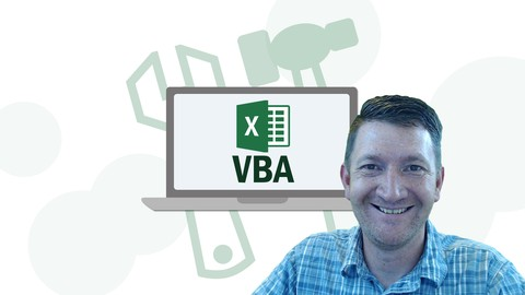 Master Microsoft Excel Macros and Excel VBA