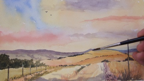 693044 fc7c - Most Popular 12 Watercolor Painting Courses