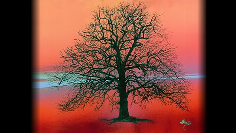[Udemy Coupon] The Joy of Acrylic Painting with Frosty Rankin
